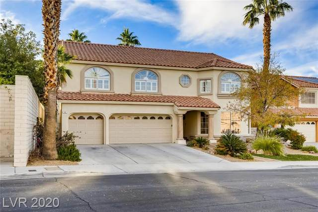 73 Myrtle Beach Drive, Henderson, NV 89074 (MLS #2250311) :: Signature Real Estate Group