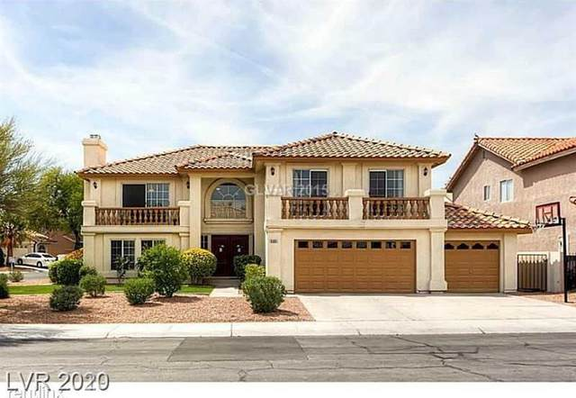 8201 Swan Lake Avenue, Las Vegas, NV 89128 (MLS #2250312) :: The Mark Wiley Group | Keller Williams Realty SW