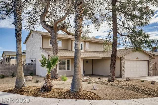 1503 Irene Drive, Boulder City, NV 89005 (MLS #2250347) :: Hebert Group | Realty One Group