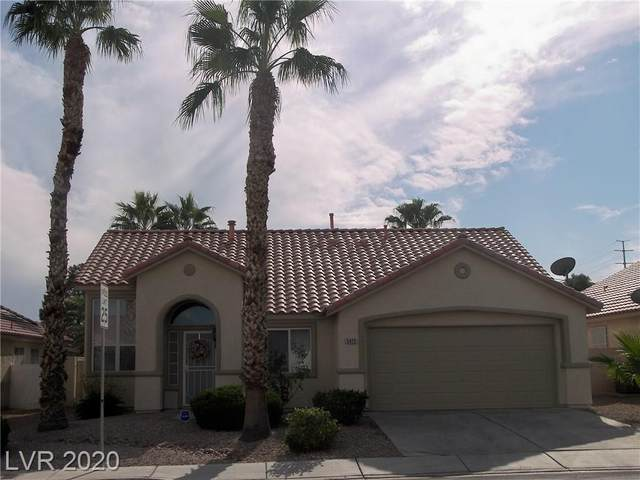 5429 Zone Avenue, Las Vegas, NV 89122 (MLS #2250349) :: Signature Real Estate Group
