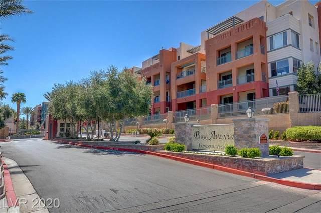 91 Agate Avenue #204, Las Vegas, NV 89123 (MLS #2250363) :: The Lindstrom Group