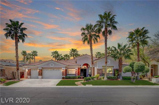 4659 Dream Catcher Avenue, Las Vegas, NV 89129 (MLS #2250370) :: Kypreos Team