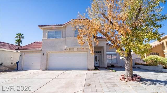5255 Autumn Sky Road, Las Vegas, NV 89118 (MLS #2250378) :: Vestuto Realty Group