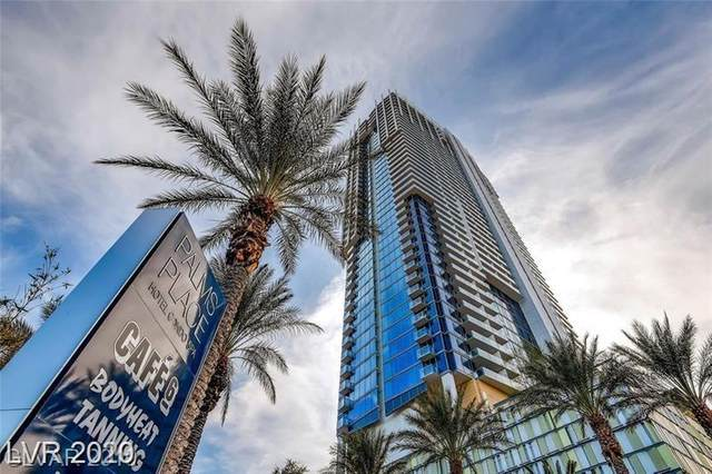 4381 Flamingo Road #1619, Las Vegas, NV 89103 (MLS #2250400) :: Jeffrey Sabel