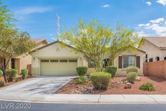 4053 Narada Falls Avenue, North Las Vegas, NV 89085 (MLS #2250403) :: Hebert Group | Realty One Group
