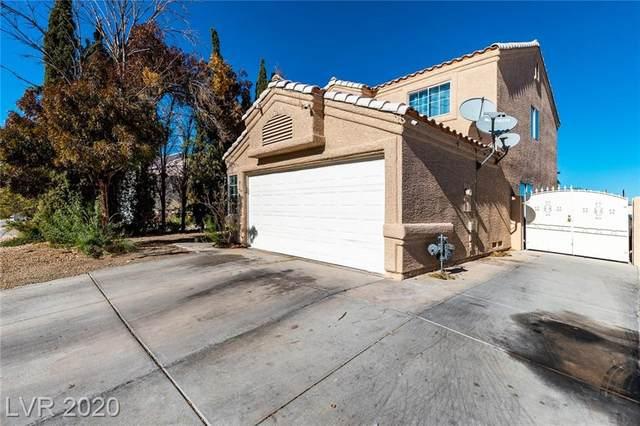 8128 Sickle Lane, Las Vegas, NV 89128 (MLS #2250407) :: Jeffrey Sabel