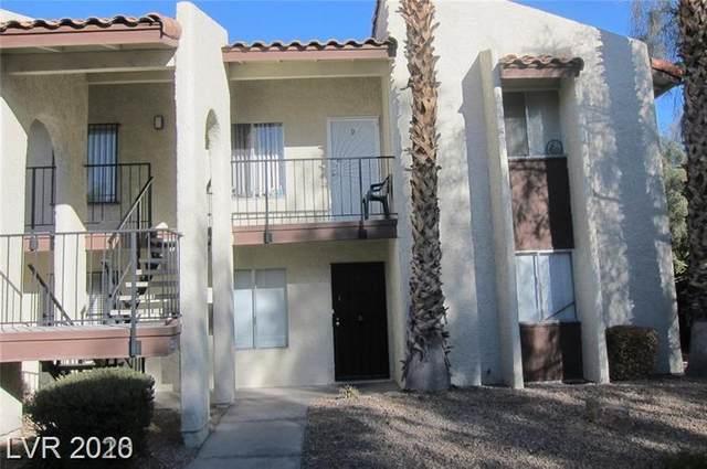 3255 Arville Street B, Las Vegas, NV 89102 (MLS #2250413) :: Jeffrey Sabel