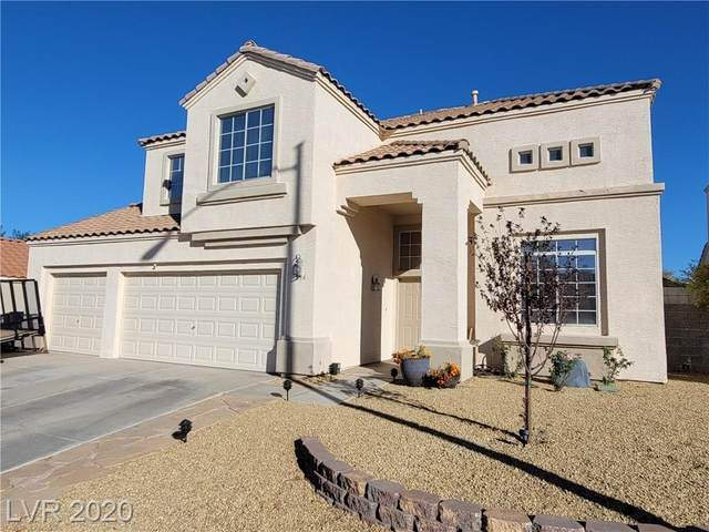 536 Ancient Mayan Drive, Henderson, NV 89015 (MLS #2250420) :: Hebert Group | Realty One Group