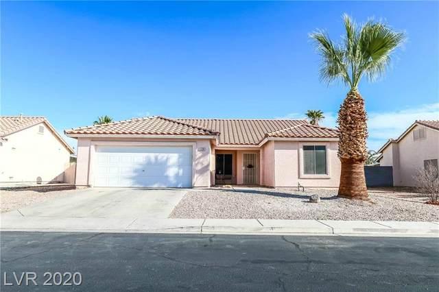 5326 Krista Alethea Street, North Las Vegas, NV 89031 (MLS #2250426) :: Jeffrey Sabel