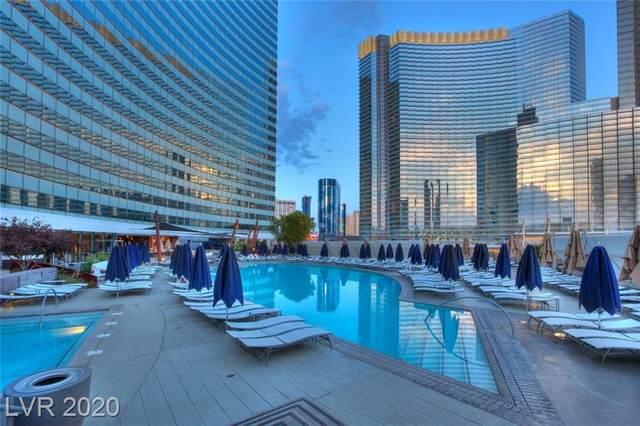 2600 Harmon Avenue #23030, Las Vegas, NV 89158 (MLS #2250427) :: Signature Real Estate Group