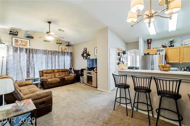 5940 High Steed Street #101, Henderson, NV 89011 (MLS #2250431) :: Jeffrey Sabel