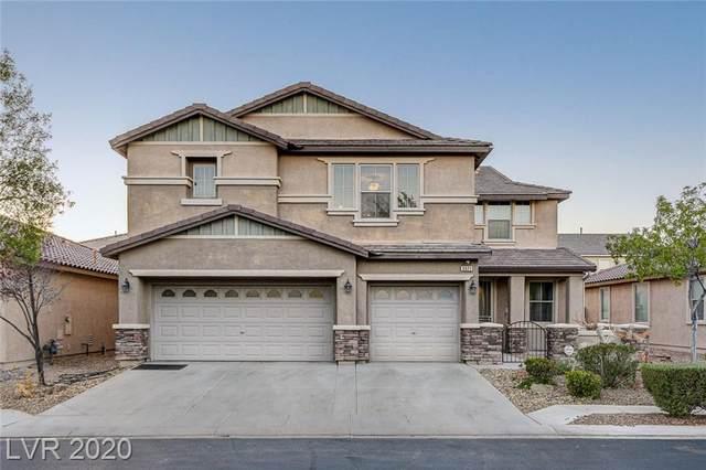 5921 Vista Creek Street, North Las Vegas, NV 89031 (MLS #2250443) :: Hebert Group   Realty One Group