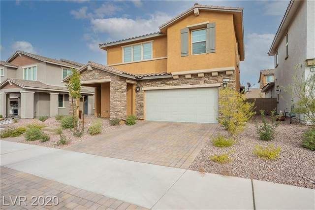 616 Cadence Vista Drive, Henderson, NV 89011 (MLS #2250451) :: Jeffrey Sabel