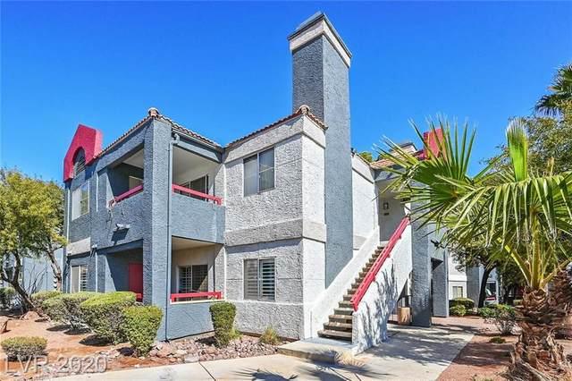 8600 Charleston Boulevard #1019, Las Vegas, NV 89117 (MLS #2250458) :: The Mark Wiley Group | Keller Williams Realty SW