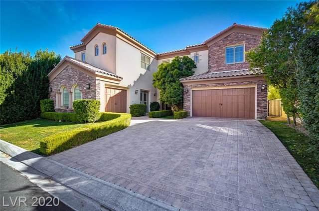 4111 Villa Rafael Drive, Las Vegas, NV 89141 (MLS #2250466) :: Team Michele Dugan