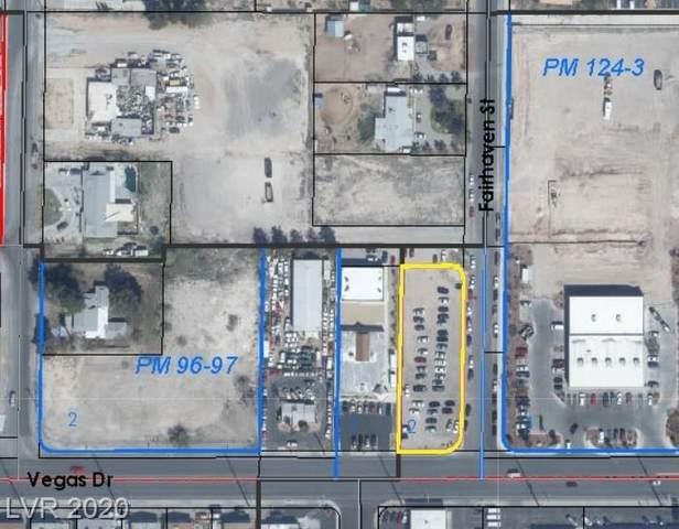 4940 Vegas Drive, Las Vegas, NV 89108 (MLS #2250472) :: Kypreos Team