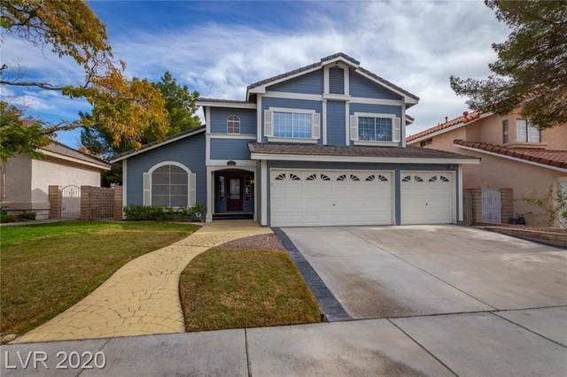 2816 Deep Water Circle, Las Vegas, NV 89117 (MLS #2250478) :: Hebert Group | Realty One Group