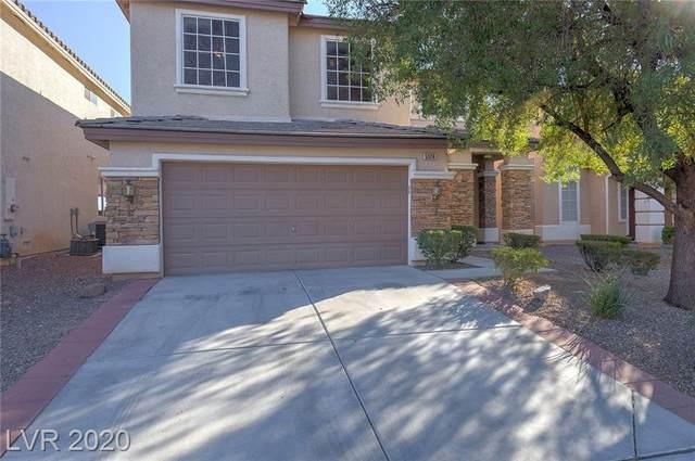 5924 Poplar Tree Street, Las Vegas, NV 89148 (MLS #2250531) :: Hebert Group | Realty One Group