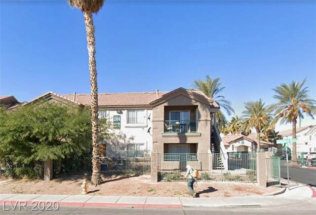 1504 Frank Aved Street #101, Las Vegas, NV 89110 (MLS #2250591) :: The Mark Wiley Group | Keller Williams Realty SW