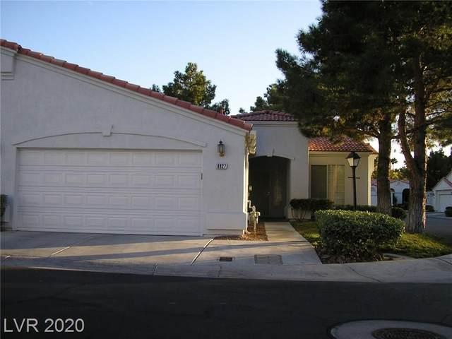 8827 Crystal Port Avenue, Las Vegas, NV 89147 (MLS #2250593) :: Hebert Group | Realty One Group
