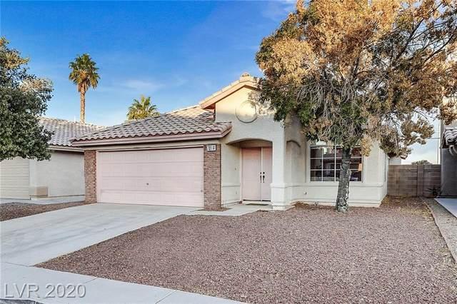 7014 Troubador Drive, Las Vegas, NV 89119 (MLS #2250604) :: Hebert Group | Realty One Group