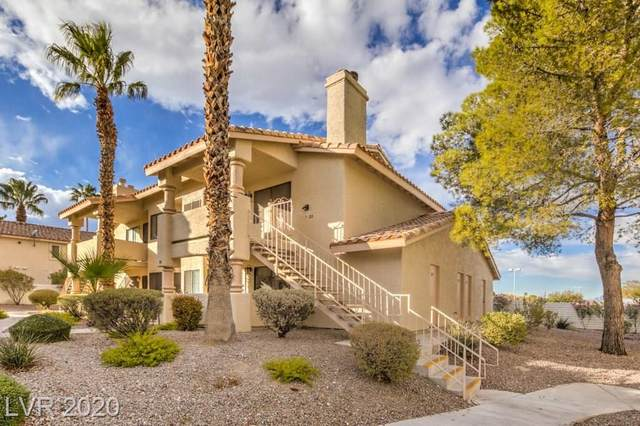 7920 Esterbrook Way #201, Las Vegas, NV 89128 (MLS #2250606) :: Vestuto Realty Group