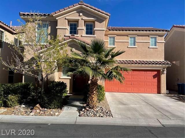 768 Jewel Tower Street, Las Vegas, NV 89178 (MLS #2250609) :: Team Michele Dugan
