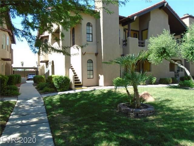4012 Crete Lane C, Las Vegas, NV 89103 (MLS #2250612) :: The Lindstrom Group