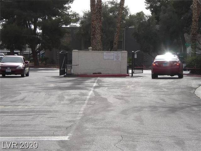 3608 Melonies Drive #97, Las Vegas, NV 89103 (MLS #2250631) :: The Mark Wiley Group | Keller Williams Realty SW