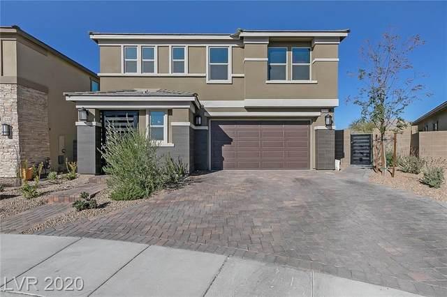 12310 Middle Creek Street, Las Vegas, NV 89138 (MLS #2250650) :: Jeffrey Sabel