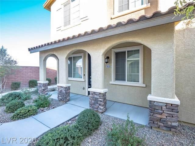 8418 Classique Avenue #105, Las Vegas, NV 89178 (MLS #2250663) :: Hebert Group   Realty One Group