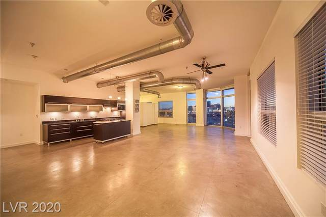 200 Hoover Avenue #1103, Las Vegas, NV 89101 (MLS #2250667) :: ERA Brokers Consolidated / Sherman Group