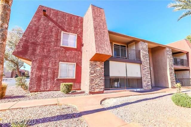 5116 River Glen Drive #222, Las Vegas, NV 89103 (MLS #2250692) :: The Mark Wiley Group | Keller Williams Realty SW