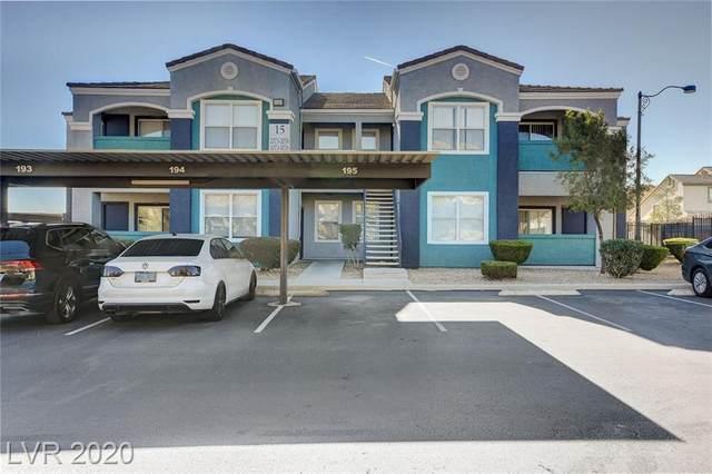 6955 Durango Drive #2075, Las Vegas, NV 89149 (MLS #2250695) :: Vestuto Realty Group