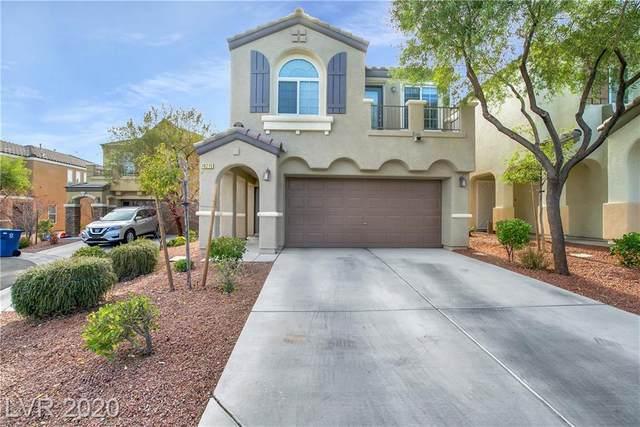 10215 Danskin Drive, Las Vegas, NV 89166 (MLS #2250706) :: Hebert Group | Realty One Group