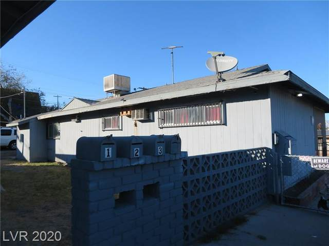 397 15th Street, Las Vegas, NV 89101 (MLS #2250721) :: The Lindstrom Group