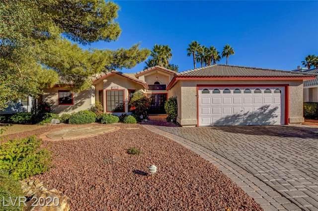 5412 Indian Hills Avenue, Las Vegas, NV 89130 (MLS #2250723) :: The Mark Wiley Group | Keller Williams Realty SW