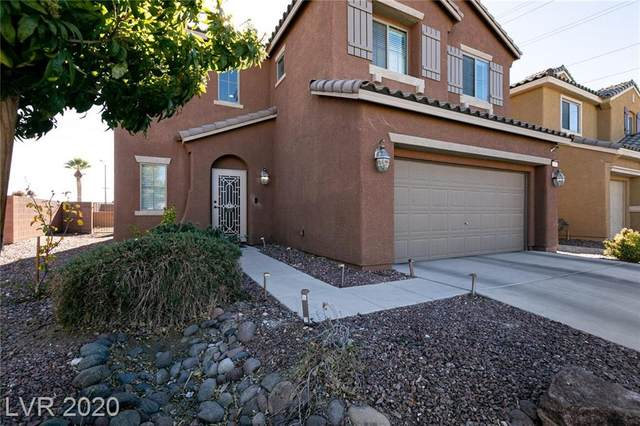 2013 Summer Lily Avenue, North Las Vegas, NV 89081 (MLS #2250728) :: The Lindstrom Group