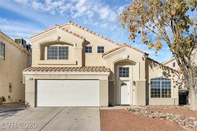 7810 Gilmore Avenue, Las Vegas, NV 89129 (MLS #2250737) :: The Lindstrom Group