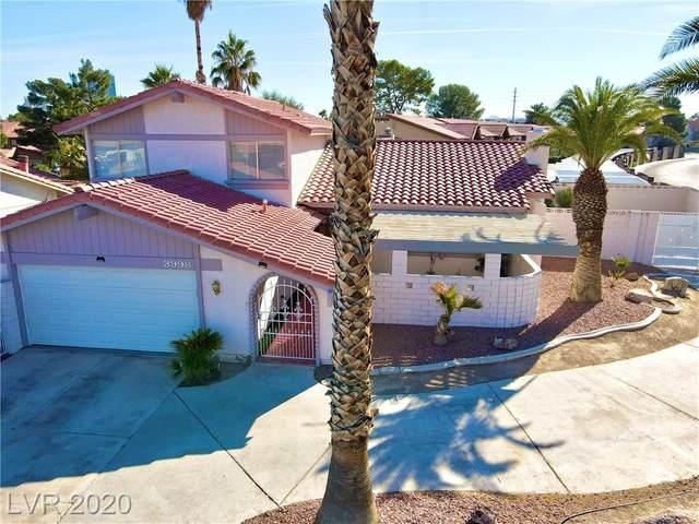 3998 Spitze Drive, Las Vegas, NV 89103 (MLS #2250776) :: Hebert Group | Realty One Group