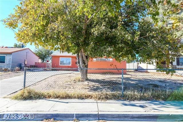 2625 Bello Drive, North Las Vegas, NV 89030 (MLS #2250788) :: ERA Brokers Consolidated / Sherman Group