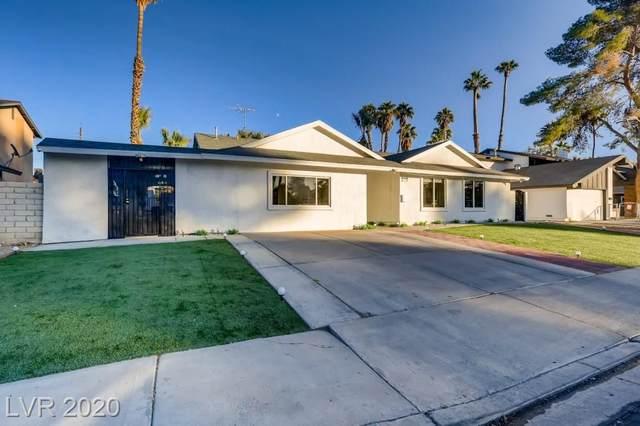2990 Carnelian Street, Las Vegas, NV 89121 (MLS #2250831) :: Signature Real Estate Group