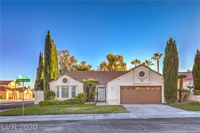 9101 Emerald Cove Court, Las Vegas, NV 89117 (MLS #2250853) :: Jeffrey Sabel