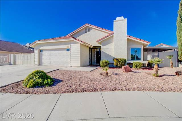 602 Paloma Drive, Boulder City, NV 89005 (MLS #2250854) :: Hebert Group | Realty One Group