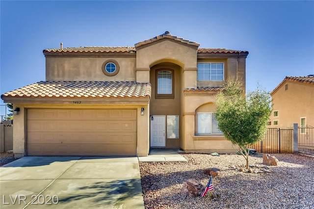 5482 Walton Heath Avenue, Las Vegas, NV 89142 (MLS #2250867) :: Hebert Group | Realty One Group