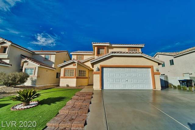 724 Picasso Picture Court, Las Vegas, NV 89081 (MLS #2250884) :: Vestuto Realty Group