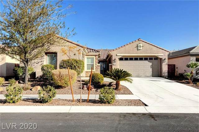 8164 Imperial Lakes Street, Las Vegas, NV 89131 (MLS #2250891) :: Vestuto Realty Group