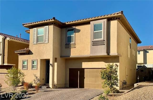 6918 Double Vista Way, Las Vegas, NV 89142 (MLS #2250892) :: Hebert Group | Realty One Group