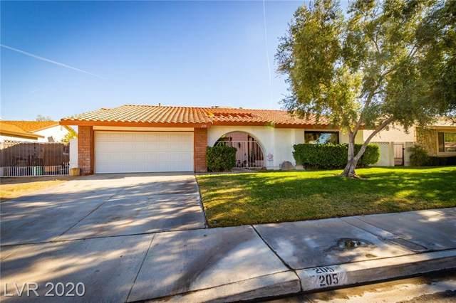 205 Broxton Lane, Las Vegas, NV 89107 (MLS #2250898) :: Hebert Group | Realty One Group