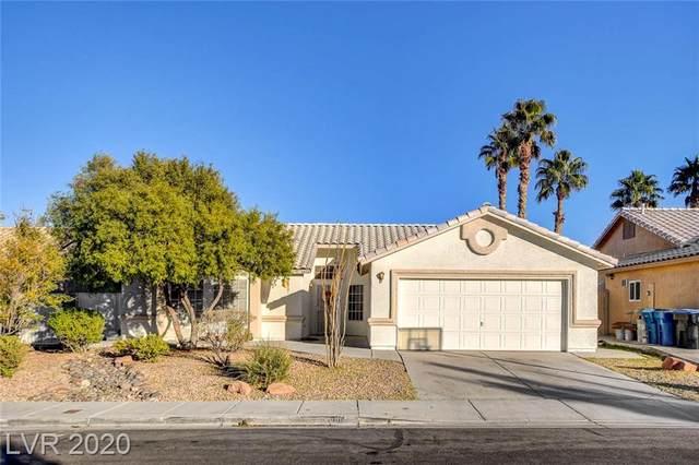 3916 Wabash Lane, North Las Vegas, NV 89032 (MLS #2250941) :: Signature Real Estate Group